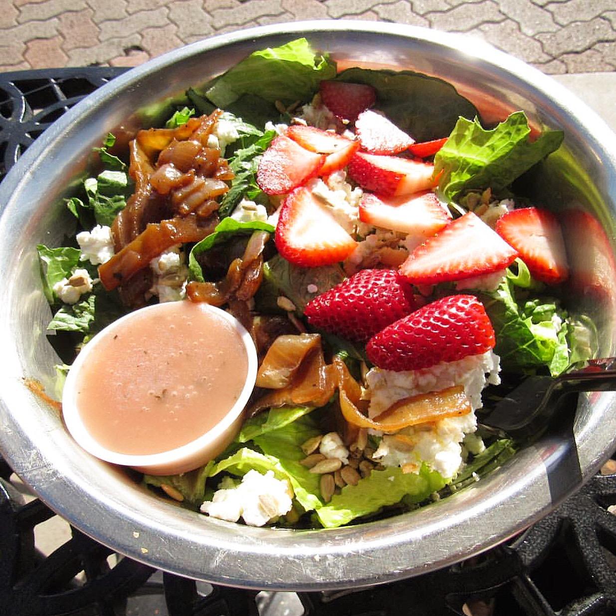 Grater Salad